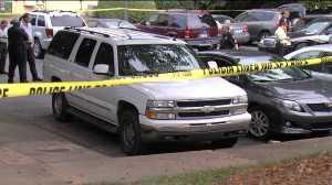 The stolen 2003 Chevrolet Suburban (WGHP)