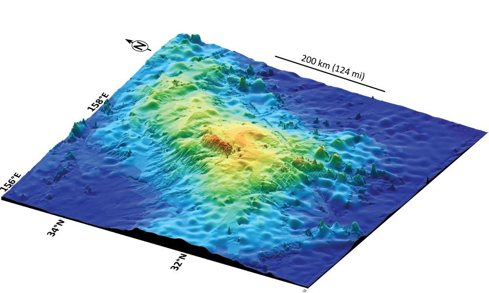 Largest volcano on Earth found, scientists say