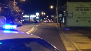 Two injured in officer-involved shooting in Winston-Salem (WGHP) - 1522 North Liberty Street, wher
