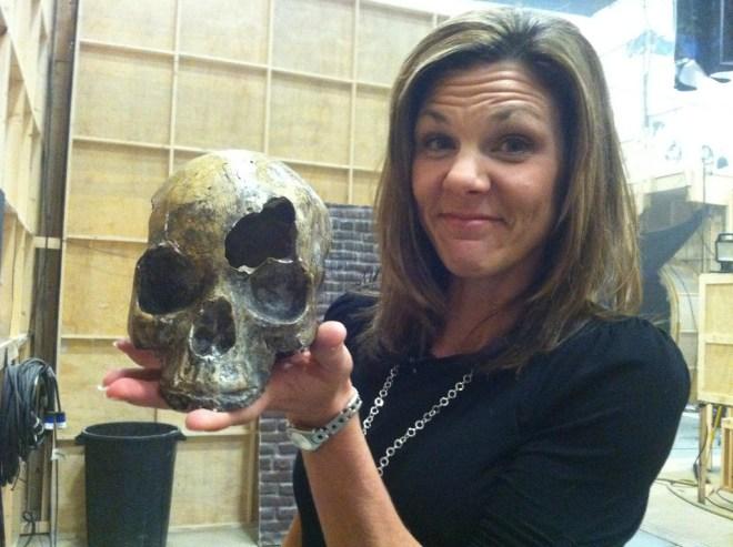 6 - Shannon Skull