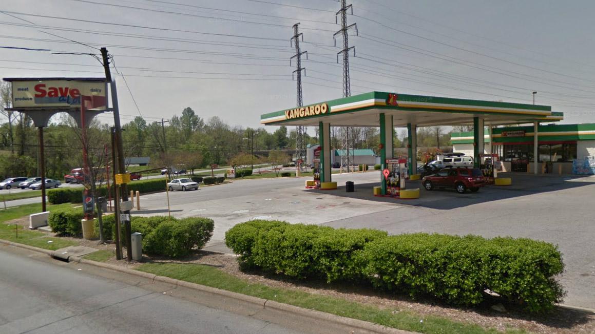 Kangaroo Mart, 3101 Yanceyville Street, Greensboro