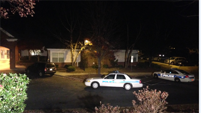 Several suspects robbed Clare Bridge Assisted Living at gunpoint.