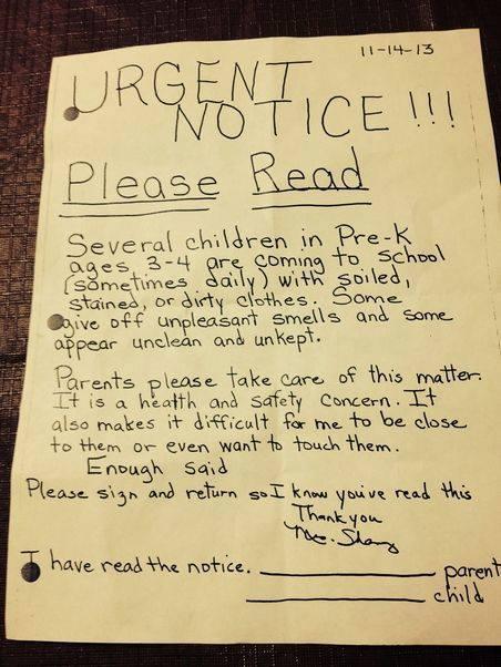 teacher-hygiene-letter