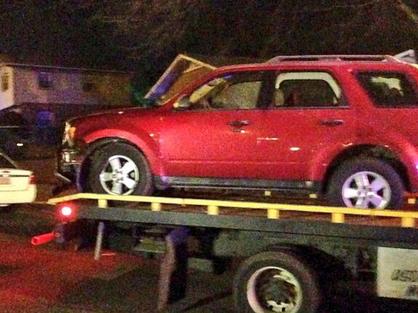 (WGHP) SUV W-S police say a 28 y-o man was found shot to death inside of on Alspaugh Drive.