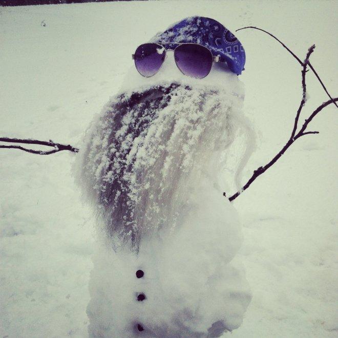2014 Robertson Snowman