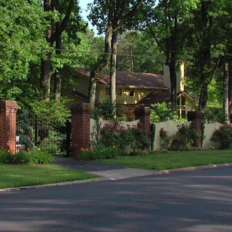 Angelou' s home in Winston-Salem (WGHP)