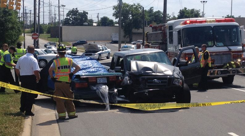 High Point police are investigating a fatal crash reported on South Main Street near the Sonic restaurant on Saturday afternoon.