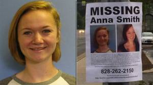 The search continues for 18-year-old Anna Smith,  an Appalachian State University student from High Point who has not been seen since Wednesday. Anyone who has seen Smith or social media posts from her can call Appalachian State police at (828) 262-2150.