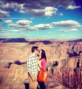Brittany Maynard with husband Dan Diaz (Courtesy: Brittany Maynard)