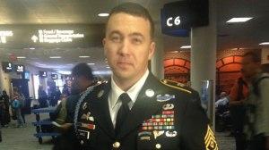 First Sergeant Albert Marle (WSOC-TV)