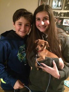 """SUCCESS STORY: """"We can't tell you happy my daughter and son are. We absolutely love our precious new puppy. She is so loveable. My daughter fell in love with her immediately and so did I. She is the most adorable puppy ever. We are so happy. My husband and I love her so much too. She had made our family complete."""" – Tara Mari-Ciniski"""