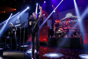 Nickelback (Photo by Mike Windle/Getty Images for iHeartMedia)