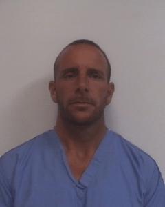 Stephen Royster Hicks (Arrest photo)