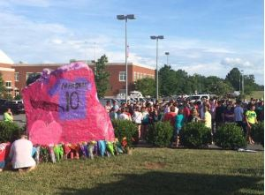 Students remember Cox Mill student killed on Lake Norman (WSOC).