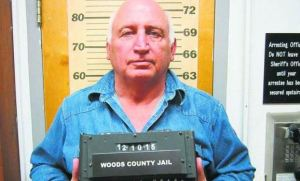 John Parsley, 62, drove his truck through a hotel lobby in Oklahoma, allegedly because his credit card was declined.