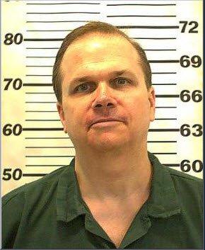 Mark David Chapman, John Lennon's killer, is pictured in a new mugshot taken on July 28, 2010.
