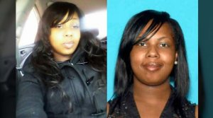 "Authorities added 24-year-old Shanika S. Minor, seen here in a pair of undated photos, to the FBI's ""10 Most Wanted Fugitives"" list after she was accused in March of fatally shooting her mother's pregnant neighbor (source: FBI)"