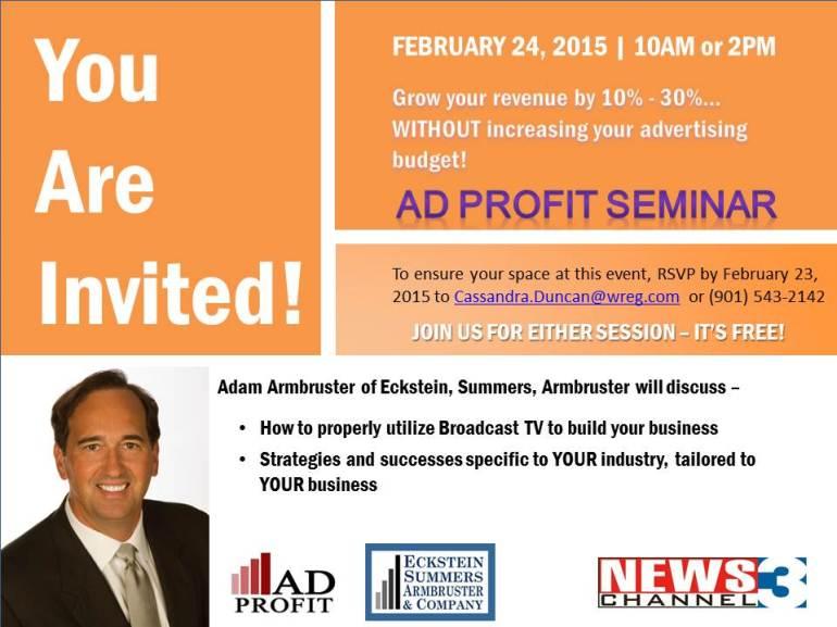 Ad Profit 2015 FebInvite