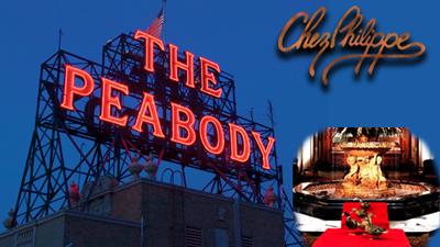 Peabody Hotel  with Chez
