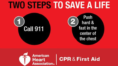 CPR  American Red Cross