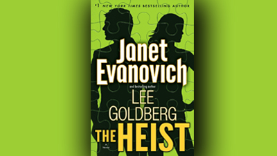 The Heist  Book Cover