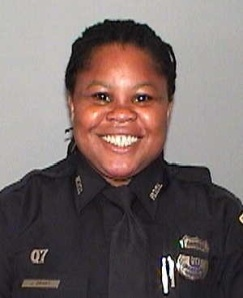 Officer Jaselyn Grant