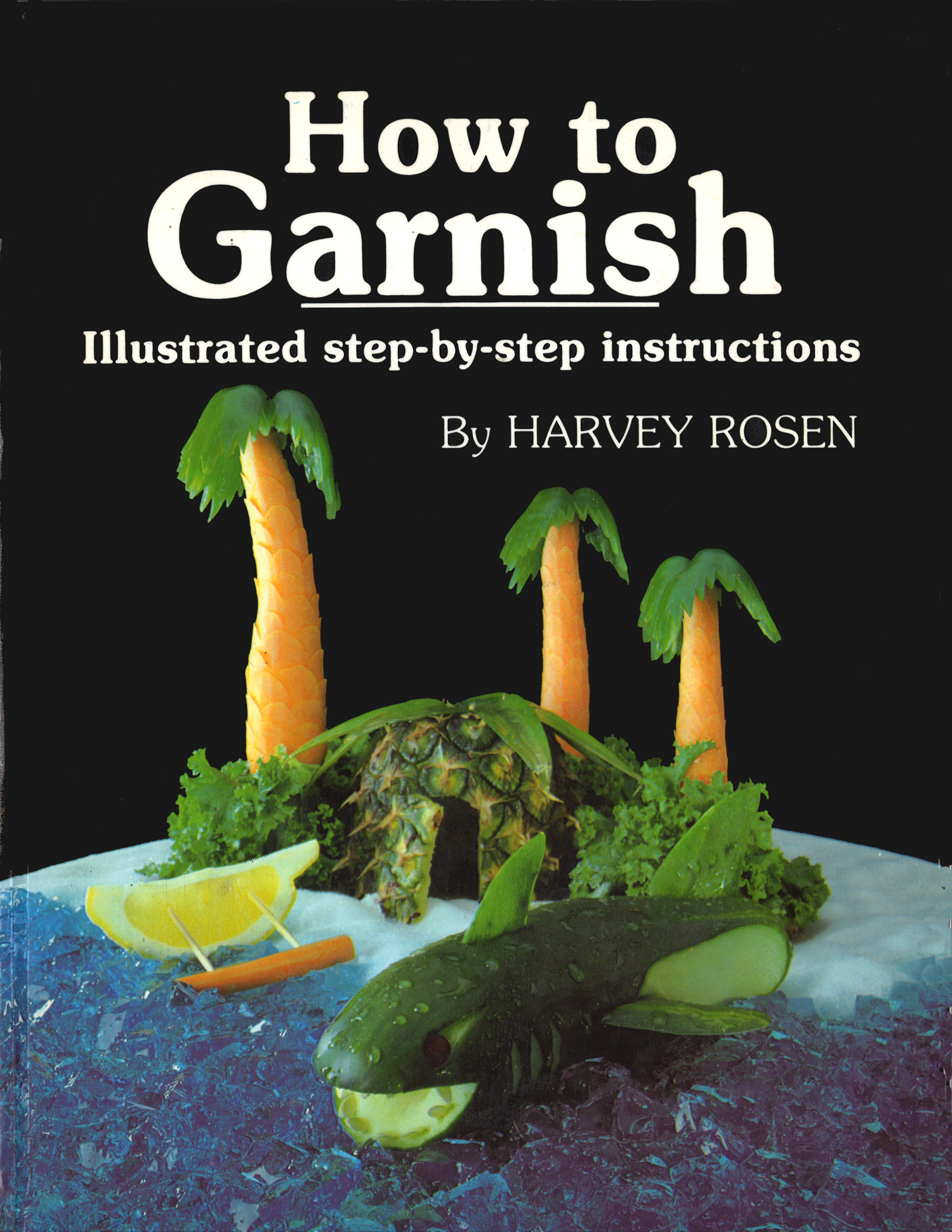 How to Garnish