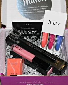 Beauty Box from Julep/ Courtesy of Free Samples