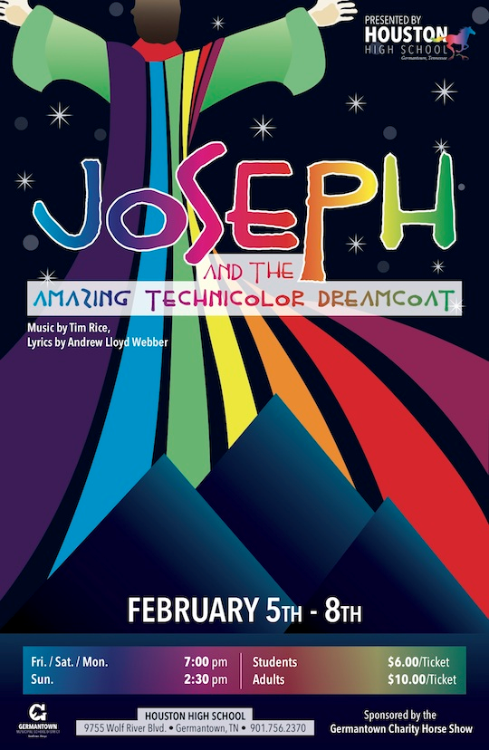 Houston High Joseph and the Amazing