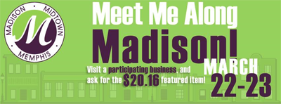 Meet Me Along Madison
