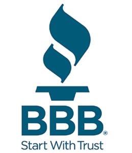 BBB Better Business Bureau Logo White Bkgd