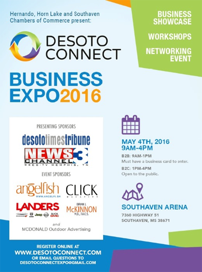 DeSoto Connect Business Expo