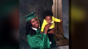 Myneisha Johnson baby