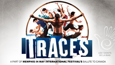 Traces for Memphis in May