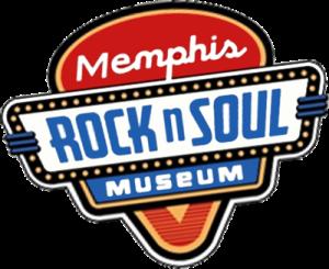Memphis Rock n Soul Museum Logo
