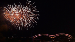 Mud Island Fireworks Spectatular