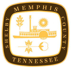Memphis Shelby County Tennessee Seal
