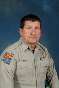 Arizona Trooper Ed Andersson was hospitalized after an assailant attacked him on a highway. A Good Samaritan, Thomas Yoxall, shot the assailant.
