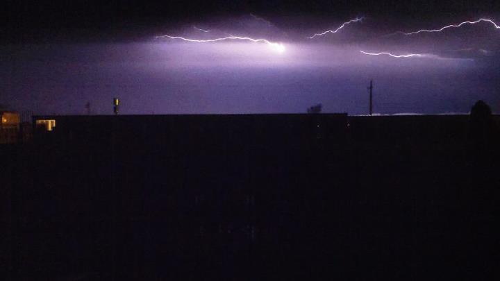 Boundurant Lightning by Travis Stephanie Gonzales