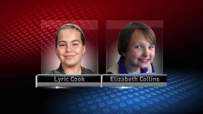 Lyric and Elizabeth were murdered near Evansdale