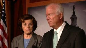 Senate intelligence leaders say phone surveillance is 'lawful'