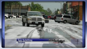 Corydon Hail On Streets