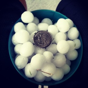 Cup of Hail