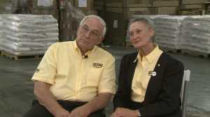 Floyd Hammer and Kathy Hamilton