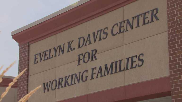 evelyn davis center