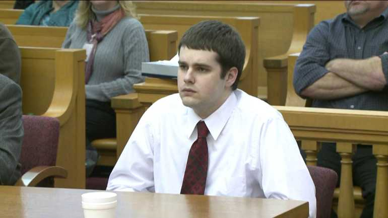 Seth Techel is accused of killing his pregnant wife Lisa on 2012. (WHO-HD)