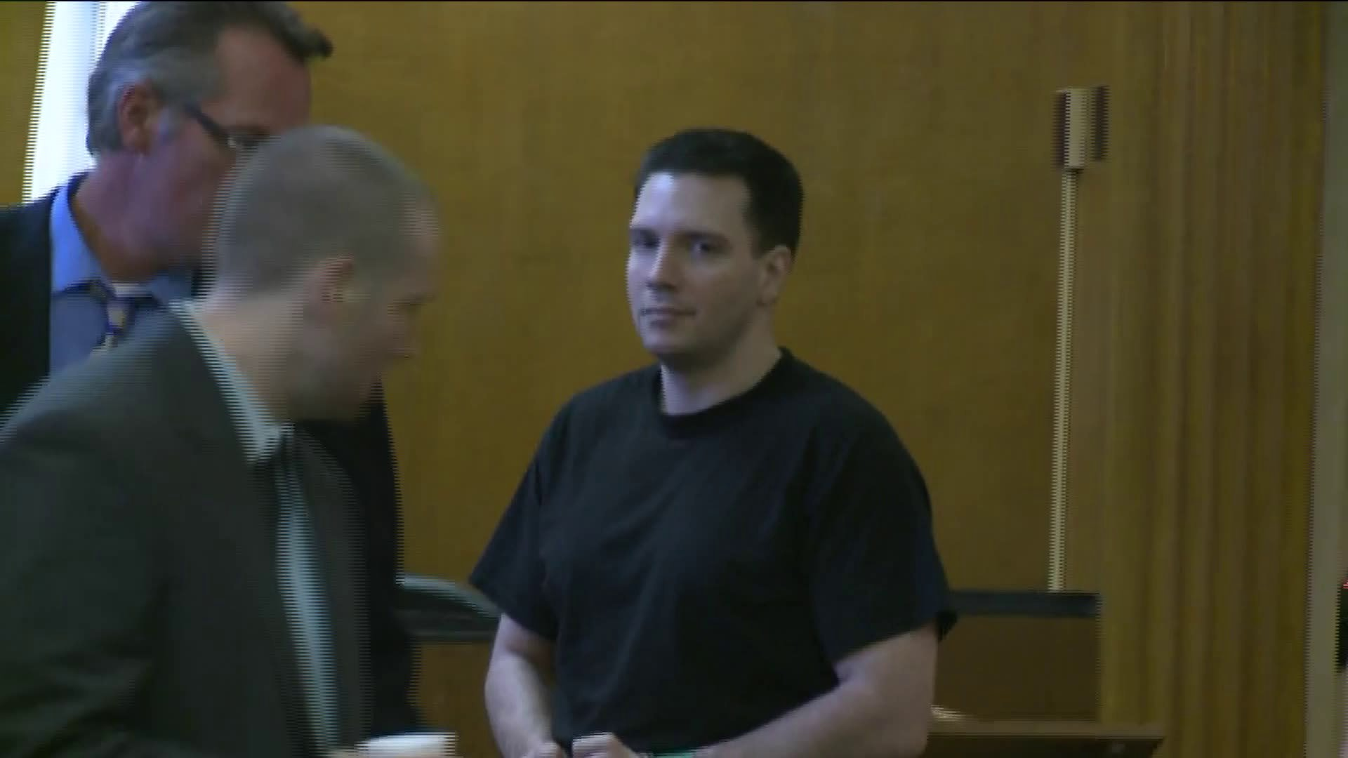 Casey Frederiksen is accused of killing five-year-old Evelyn Miller. (WHO-HD)
