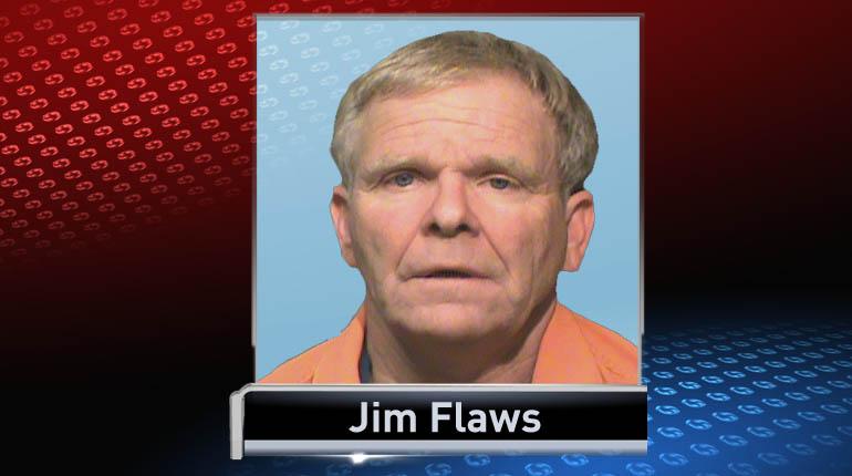 Jim Flaws mug