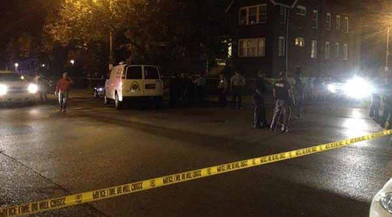 St. Louis police fatally shoot teen