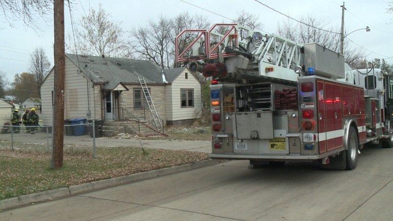 Two dogs were killed in a house fire Tuesday (WHO-HD)